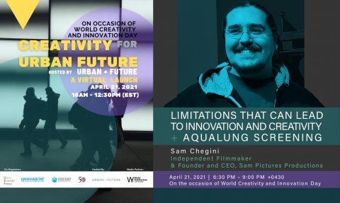 Sam Chegini UN Speech on the occasion of World Creativity and Innovation Day
