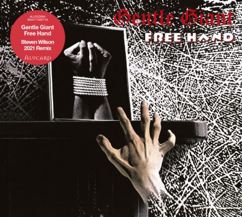 Gentle Giant's Free Hand Remixed by Steven Wilson